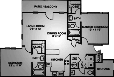 Apartments For Rent In Austell Ga